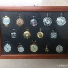 Relojes de bolsillo: COLECCION RELOJES DE BOLSILLOS. Lote 147017226