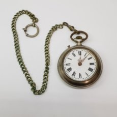 Relojes de bolsillo: RELOJ DE BOLSILLO AVANCE RETARD. Lote 147585742