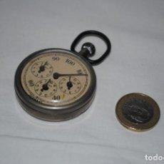 Relojes de bolsillo: CRONOMETRO ALEMAN. Lote 147743790