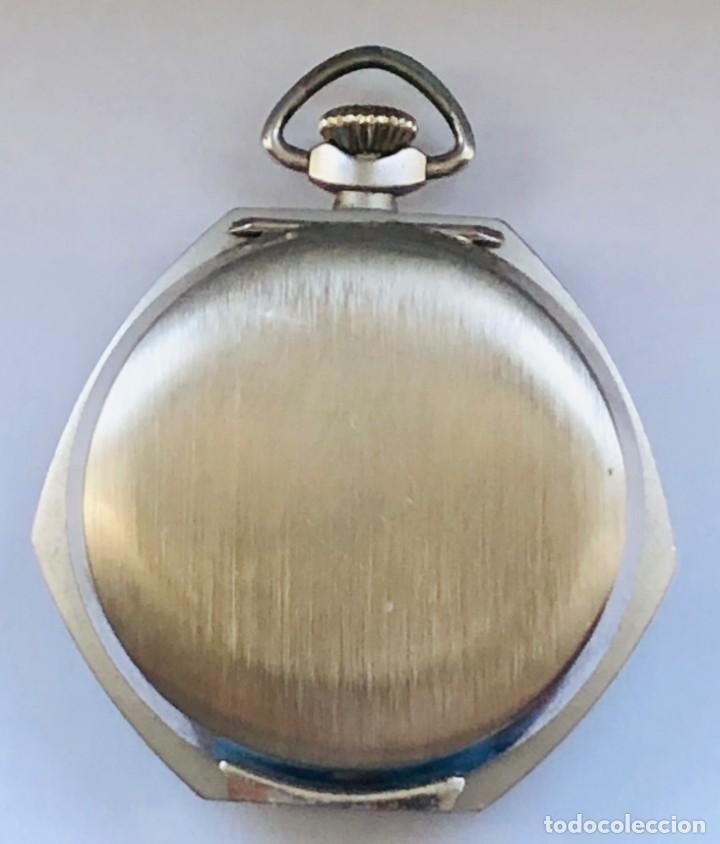 Relojes de bolsillo: Reloj HEBDOMAS , magnifico - Foto 2 - 151705017