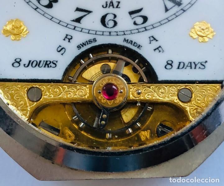 Relojes de bolsillo: Reloj HEBDOMAS , magnifico - Foto 3 - 151705017