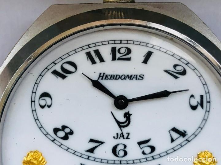Relojes de bolsillo: Reloj HEBDOMAS , magnifico - Foto 4 - 151705017