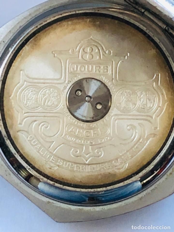 Relojes de bolsillo: Reloj HEBDOMAS , magnifico - Foto 5 - 151705017