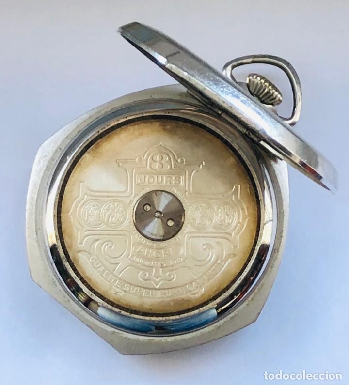 Relojes de bolsillo: Reloj HEBDOMAS , magnifico - Foto 6 - 151705017