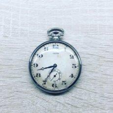 Relojes de bolsillo: RELOJ BOLSILLO VULCAIN. Lote 148240280