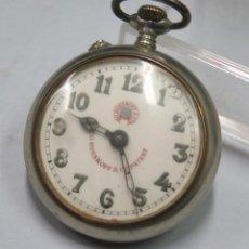 Relojes de bolsillo: RELOJ DE BOLSILLO. G. ROSKOPF PATENT. Lote 148397190
