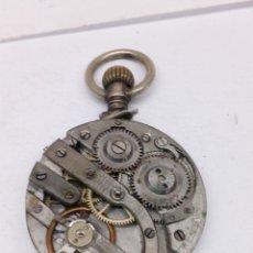 Relojes de bolsillo: RELOJ DE BOLSILLO PARA PIEZAS. Lote 148527692