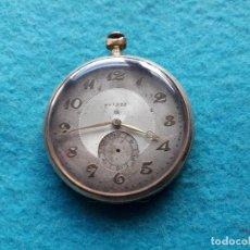 Relojes de bolsillo: RELOJ DE BOLSILLO ANTIGUO MARCA METODA DE LUXE.. Lote 148654338