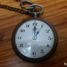 Relojes de bolsillo: ANTIGUO RELOJ DE BOLSILLO ROSSKOPF GEORGES 1. Lote 183489405