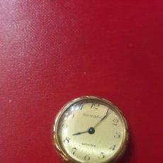 Relojes de bolsillo: RELOG COLGAR FOTMATIC NECESITA REVISION. Lote 149615538