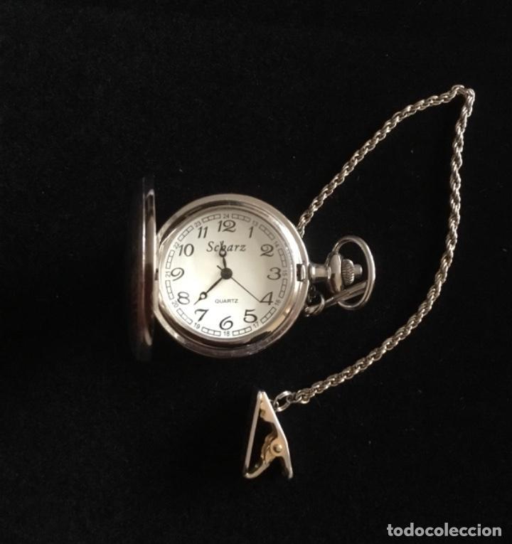ANTIGUO RELOJ DE BOLSILLO (Relojes - Bolsillo Carga Manual)