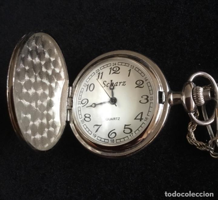Relojes de bolsillo: Antiguo reloj de bolsillo - Foto 3 - 149674642
