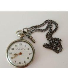 Relojes de bolsillo: GRE ROSKOPF ANTIGUO RELOJ DE BOLSILLO . Lote 150251642