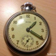 Relojes de bolsillo: RELOJ BOLSILLO SMITHS INGLES. Lote 150252434