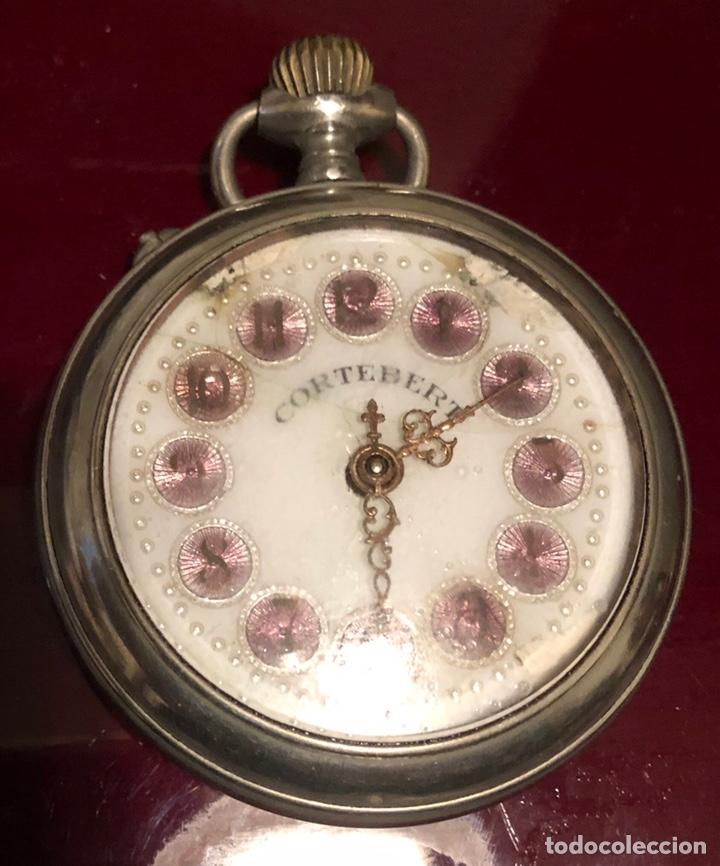 Relojes de bolsillo: Reloj de bolsillo Roskopf - Foto 3 - 150519748