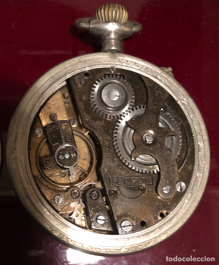 Relojes de bolsillo: Reloj de bolsillo Roskopf - Foto 5 - 150519748