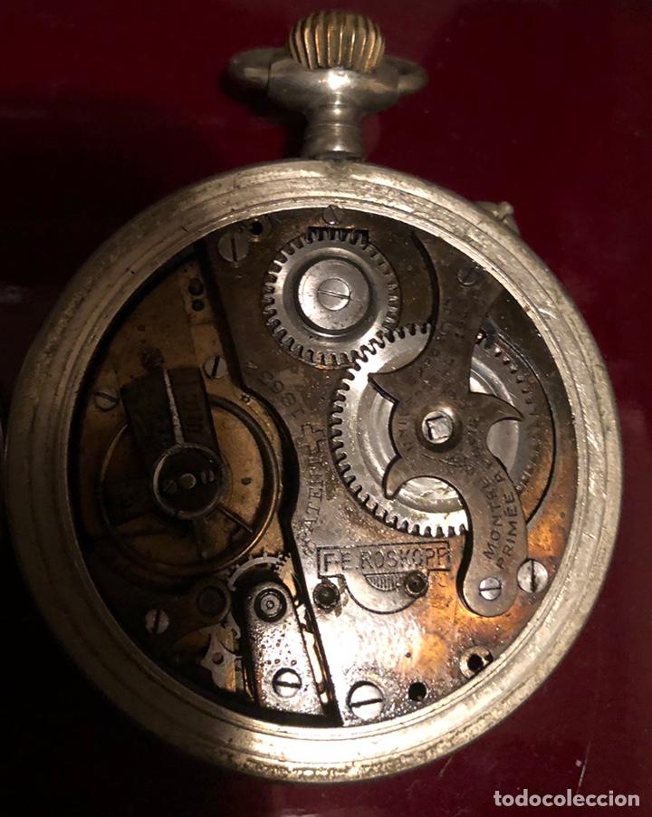 Relojes de bolsillo: Reloj de bolsillo Roskopf - Foto 6 - 150519748