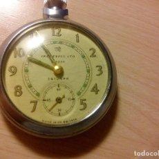 Relojes de bolsillo: RELOJ BOLSILLO INGERSOLL LTD LONDON TRIUMPH. Lote 211722934