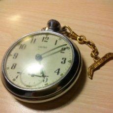 Relojes de bolsillo: RELOJ INGLES SMITH. Lote 150804294