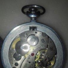 Relojes de bolsillo - Reloj de bolsillo ruso Molnija conmemorativo de la URSS - 151153030