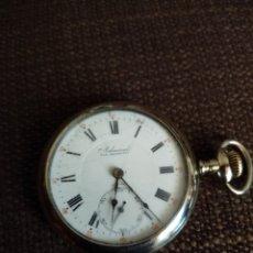Relojes de bolsillo: RELOJ DE BOLSILLO ADMIRAL DE TACY WATCH (FUNCIONA). Lote 152149086