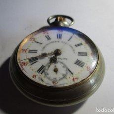 Relojes de bolsillo: RELOJ FUNCIONANDO ROSKOPF 54 MM SIN CONTAR LA CORONA . Lote 152319422