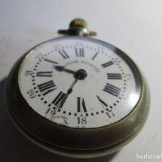Relojes de bolsillo: RELOJ ROSKO PATEN FUNCIONANDO 53 MM SIN CONTAR LA CORONA . Lote 152326118