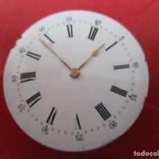 Relojes de bolsillo: MAQUINA DE RELOJ BOLSILLO . Lote 152326418