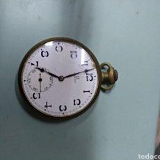 Relojes de bolsillo: RELOJ OMEGA FUNCIONA. Lote 152503349