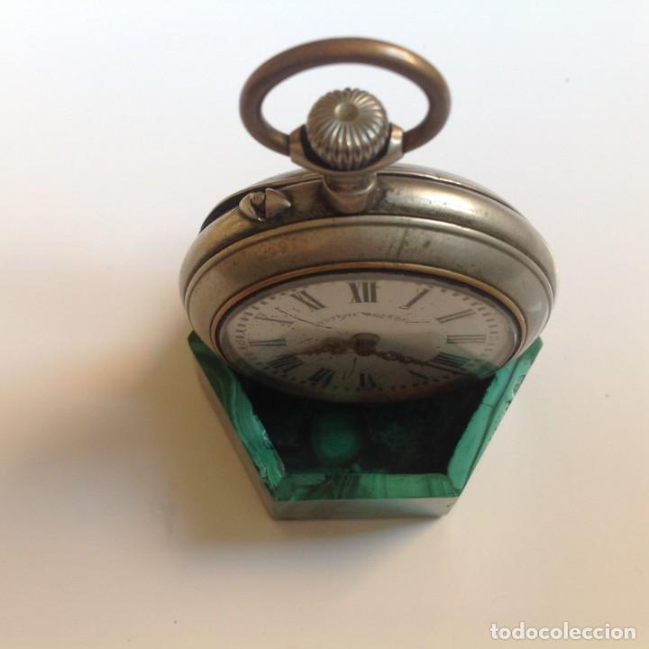 Relojes de bolsillo: RELOJ DE BOLSILLO. SYSTEME ROSKOPF - Foto 4 - 152589874