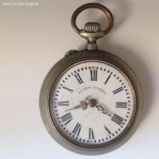 Relojes de bolsillo: RELOJ DE BOLSILLO. SYSTEME ROSKOPF. Lote 152589874