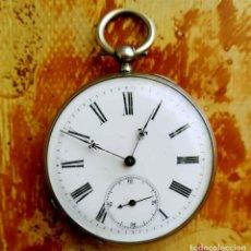 Relojes de bolsillo: RELOJ DE BOLSILLO TOBIAS, C1900. Lote 152910466