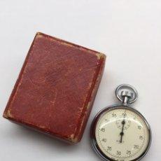 Relojes de bolsillo: CRONOMETRÓ AGAT USSR. Lote 153145310