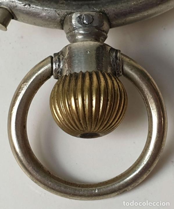 Relojes de bolsillo: RELOJ DE BOLSILLO. EL CRONOMETRO GW AND CIA. TIPO LEPINE. SUIZA. SIGLO XX. - Foto 9 - 153308402