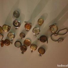 Relojes de bolsillo: LOTE 13 RELOJES BOLSILLO RESTAURAR O PIEZAS. Lote 153389322