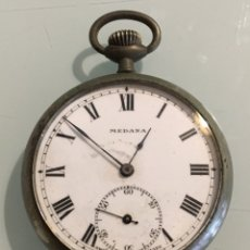 Relojes de bolsillo - Reloj de bolsillo Medana Vintage repuestos - 153496166
