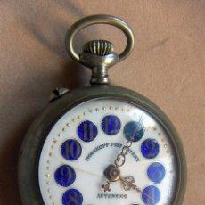 Relojes de bolsillo: RELOJ DE BOLSILLO MARCA ROSSKOPF. Lote 153562158