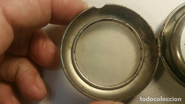Relojes de bolsillo: RELOJ GRE ROSKOPF PATENT 1ª SWISS MADE - CON ESTUCHE - FUNCIONA JL-9 - Foto 3 - 153886330