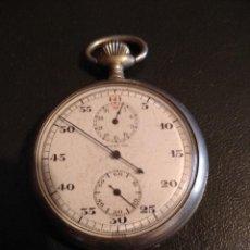 Relojes de bolsillo: CRONÓGRAFO AR&J. MEYLAN (FUNCIONA). Lote 154142402