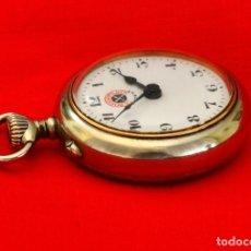Relojes de bolsillo: ANTIGUO RELOJ DE BOLSILLO ROSSKOPF & Cº EXCELENTE ESTADO. Lote 154639958