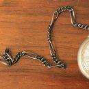 Relojes de bolsillo: RELOJ DE BOLSILLO ROSSKOPF 2 RUBIS. SWISS MADE. HECHO EN SUIZA. PARA DESPIECE, NO FUNCIONA. Lote 154645718