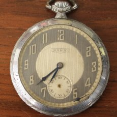 Relojes de bolsillo: RELOJ DE BOLSILLO KAHN. NO FUNCIONA, PARA DESPIECE. Lote 154649290