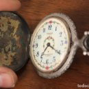 Relojes de bolsillo: RELOJ DE BOLSILLO DIANTUS DELUXE 17 JEWELS. SWISS MADE. HECHO EN SUIZA. FUNCIONA. Lote 154651501