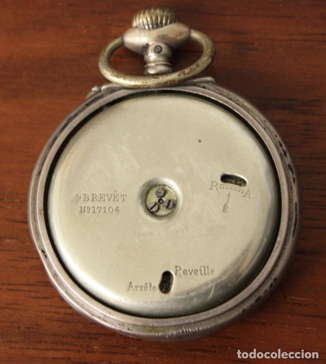 Relojes de bolsillo: RELOJ DE BOLSILLO VICTORIA. NO FUNCIONA, PARA DESPIECE - Foto 2 - 154770737
