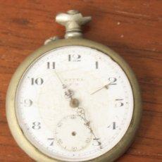 Relojes de bolsillo: RELOJ DE BOLSILLO UNIC. NO FUNCIONA, PARA DESPIECE. Lote 154778768