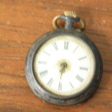 Relojes de bolsillo: RELOJ DE BOLSILLO. NO FUNCIONA, PARA DESPIECE. Lote 154778977
