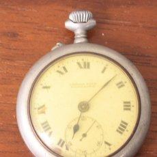 Relojes de bolsillo - RELOJ DE BOLSILLO COURVOISIER. CARLOS DIAZ, PAMPLONA. NO FUNCIONA, PARA DESPIECE - 154779544