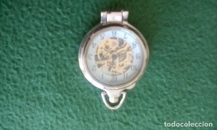 RELOJ DE BOLSILLO CARGA MANUAL A CUERDA ¡¡ SÓLO 20 EUROS !! (Relojes - Bolsillo Carga Manual)