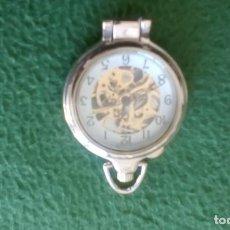 Relojes de bolsillo: RELOJ DE BOLSILLO CARGA MANUAL A CUERDA ¡¡ SÓLO 20 EUROS !!. Lote 155212562