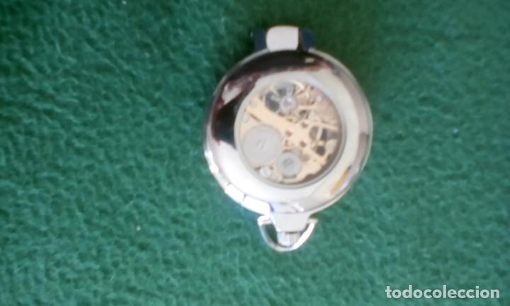 Relojes de bolsillo: Reloj de bolsillo carga manual a cuerda ¡¡ sólo 20 euros !! - Foto 2 - 155212562